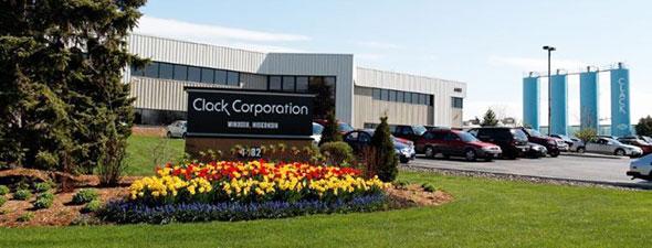Clack Corporation в России