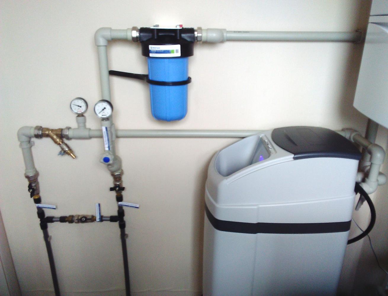 баллоны для обезжелезевания воды инструкция