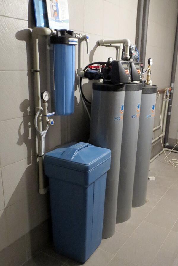 Фильтра для скважин на воду от железа своими руками 447