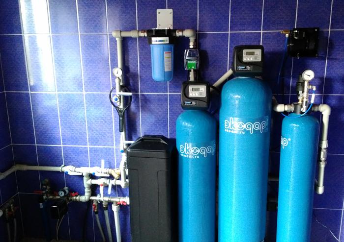 Фильтры для воды на даче 145