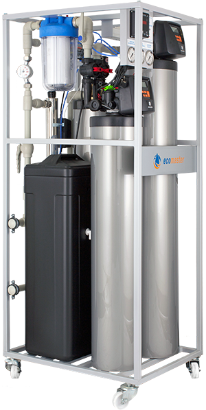 Комплексная система очистки воды для загородного дома Экодар