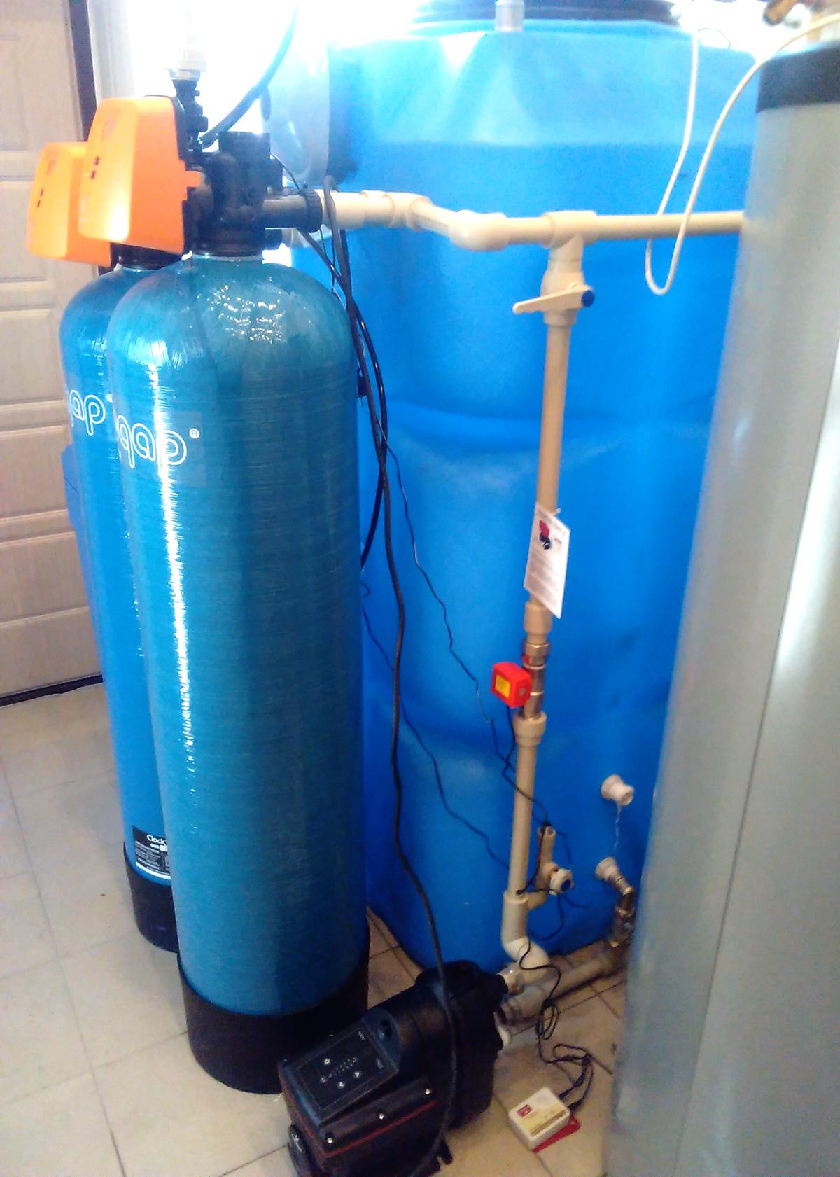 Фильтр для очистки воды своими руками: самодельный прибор 70